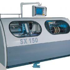 Máquina de coser a fio vegetal PURPLE-MAGNA SX-150