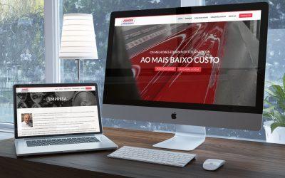 Novo website www.jumose.com